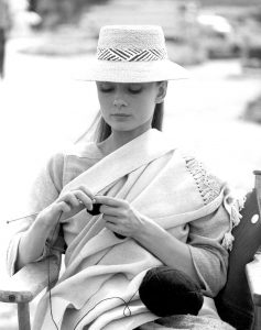 Inge Morath- Audrey Hepburn
