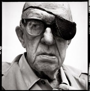 John Ford © Richard Avedon